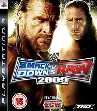 PS3-Smackdown vs Raw 2009