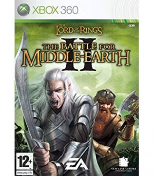 Xbox 360-The Lord of the Rings The Battle for Middle-Earth II
