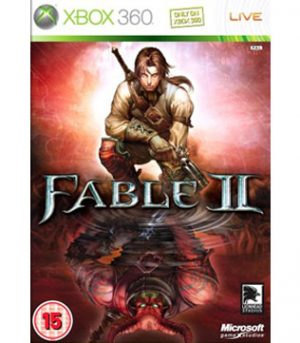 Xbox 360-Fable 2