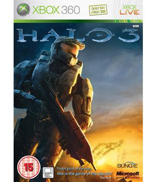 Xbox 360-Halo 3