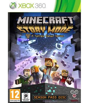 Xbox-360-Minecraft-Story-Mode