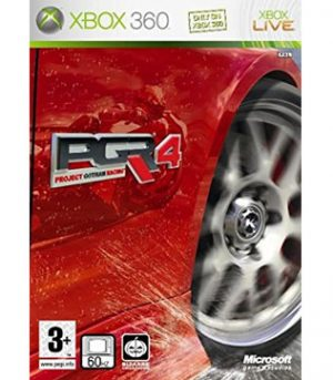 Xbox 360-Project Gotham Racing 4