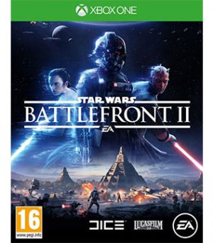 Xbox One-Star Wars Battlefront 2