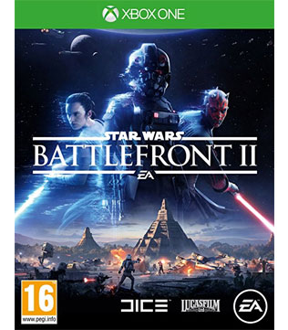 Xbox One-Star Wars Battlefront 2