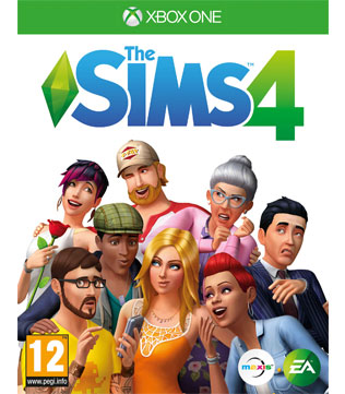 Xbox One-The Sims 4