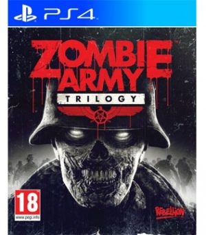 PS4-Zombie Army Trilogy