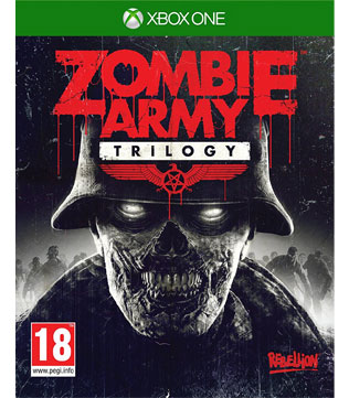 Xbox one-Zombie Army Trilogy
