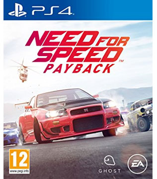 PS4-Need For Speed Payback