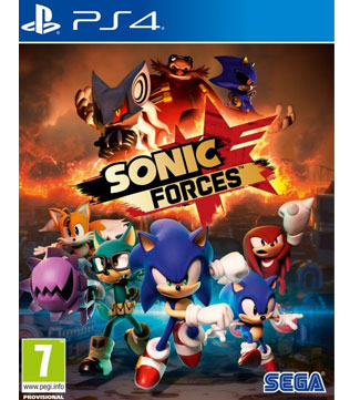 PS4-Sonic Forces