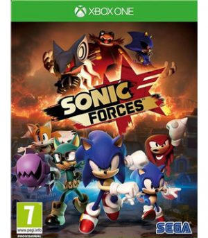 Xbox One-Sonic Forces