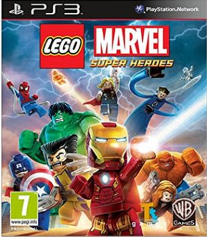 PS3-Lego Marvel Super Heroes