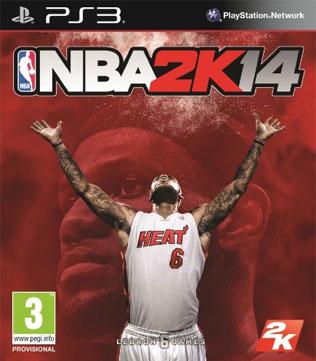 PS3-NBA 2K14