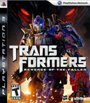 PS3-Transformers Revenge of the Fallen
