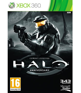 Xbox 360-Halo Combat Evolved Anniversary