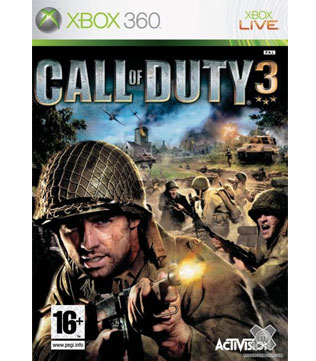 Sell Call Of Duty 3 Xbox 360 Online In India Gameloot