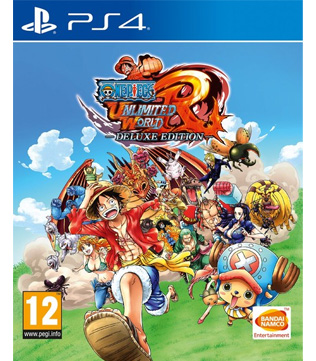PS4-One-Piece-Unlimited-World-Red-Pre-owned